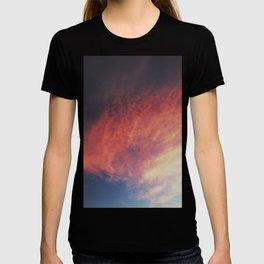devilish skies T-shirt