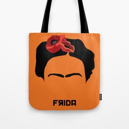 Frida minimalism Tote Bag