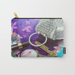 Timeless Beauty Carry-All Pouch