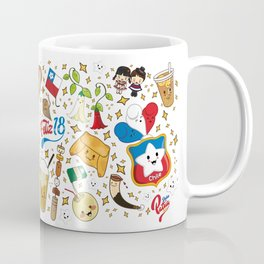 Feliz 18 Coffee Mug