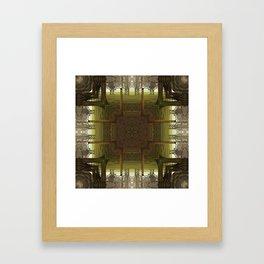 Root of Nature Framed Art Print