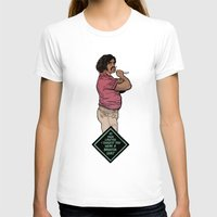 lawyer T-shirts featuring Lawyer by Mikhail Kalinin