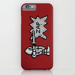 8 bit Zap iPhone Case