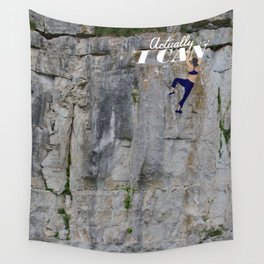 Actually . . . I CAN Wall Tapestry
