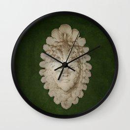 GreenMan Wall Clock