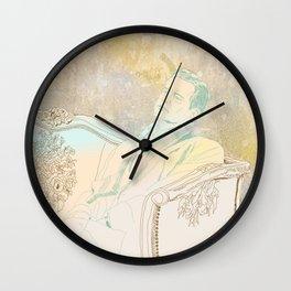 The king´s speech Wall Clock