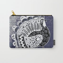 Mystic Turkey Carry-All Pouch