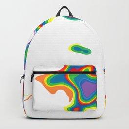 Rainbow Spurt 05 Backpack