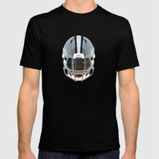 Faces- Dallas Mens Fitted Tee Black LARGE