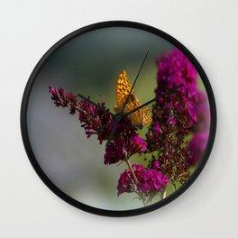 pur nature       Wall Clock