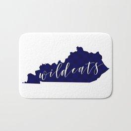 Kentucky Wildcats Bath Mat