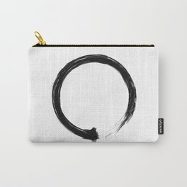 Enso - Black Carry-All Pouch