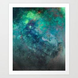σ Lyncis Art Print