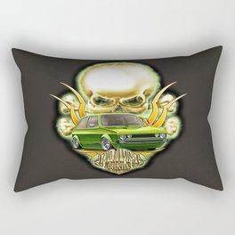 VW Mk - Rat Poison Tuning Car Rectangular Pillow
