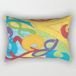 KKP 003 - Greek style Rectangular Pillow