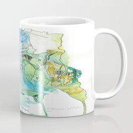 The Supplication Coffee Mug