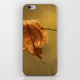 Till the End iPhone Skin