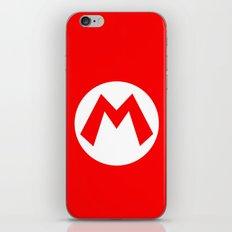 Nintendo Mario iPhone & iPod Skin