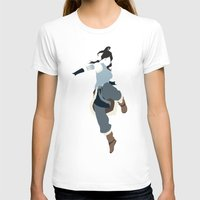 legend of korra T-shirts featuring Korra by JHTY