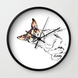 Josie B Wall Clock