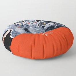 Cub Cuddlin' Floor Pillow