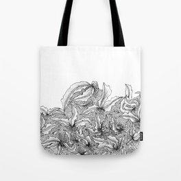 Wau Tote Bag