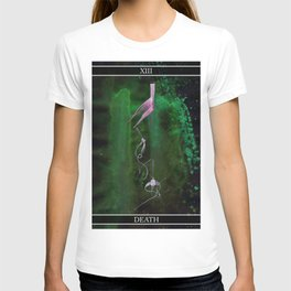 A Tarot of Ink Major Arcana XIII Death T-shirt
