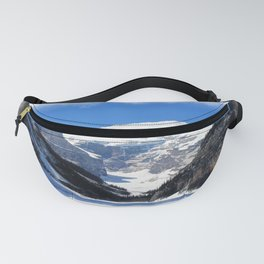 Lake Louise in Banff National Park Fanny Pack