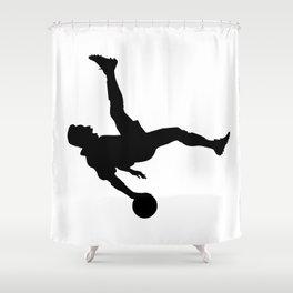 #TheJumpmanSeries, Pelé Shower Curtain