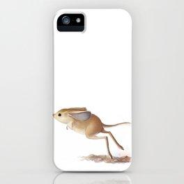 Gobi Jerboa iPhone Case