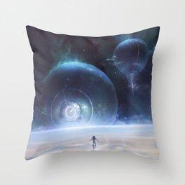 The Calling Throw Pillow