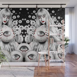 Spirits Of The Dead Wall Mural