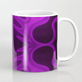 deep purple lily Coffee Mug