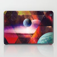 planet of the apes iPad Cases featuring Planet by Tony Vazquez