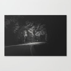 Darkness Ends Canvas Print