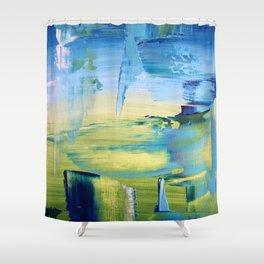 Bleen Shower Curtain