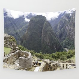 Incan Paradise Wall Tapestry