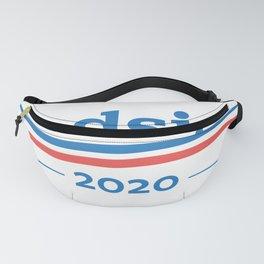 Hindsight 2020 Political Campaign Politics Fanny Pack