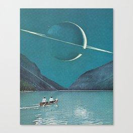 Space Exploration Canvas Print