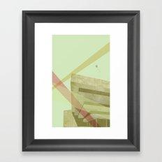 Scott Library, York University Framed Art Print