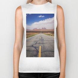 Monument Valley Biker Tank