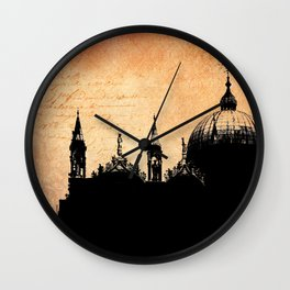 Basilica di San Marco Wall Clock