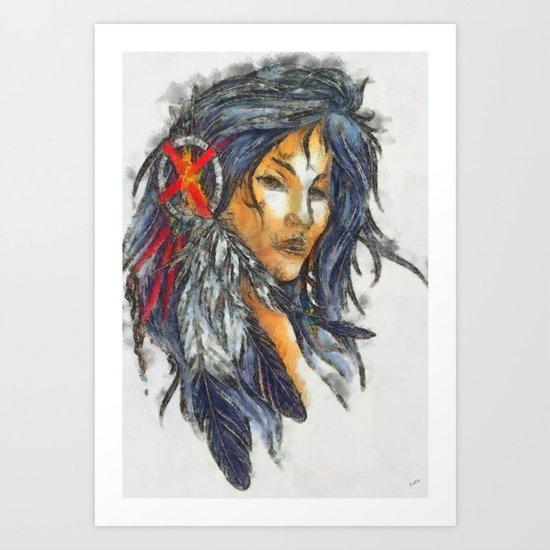 Birthright Art Print