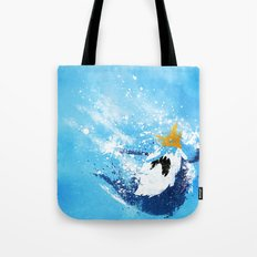 Why did you eat my fries? Tote Bag