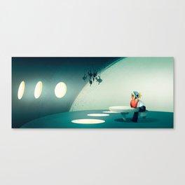 Poy Canvas Print