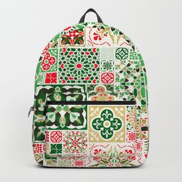 Moroccan Christmas Backpack