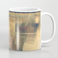 lonely Mugs featuring Lonely by Rose Etiennette