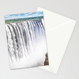 Zimbabwe, Africa - Victoria Falls Stationery Cards