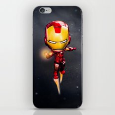 Iron Man iPhone & iPod Skin