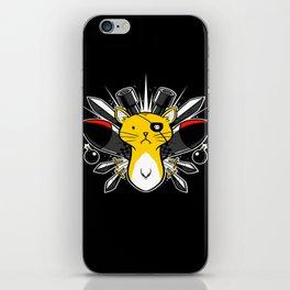Diabolicat iPhone Skin
